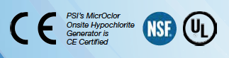 Microclor<sup>&reg;</sup> is CE Certified